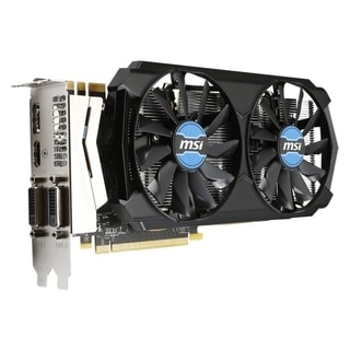 MSI GTX 970 4GD5T OC GeForce GTX 970 Graphic Card - 1.10 GHz Core - 4