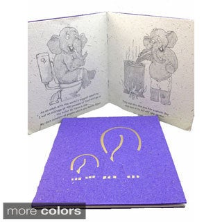 Mr. Ellie Pooh Storybook (Sri Lanka)