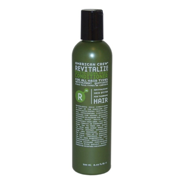 American Crew Revitalizing Daily 8.45-ounce Conditioner