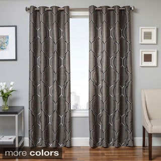 Trenton Grommet Top Curtain Panel