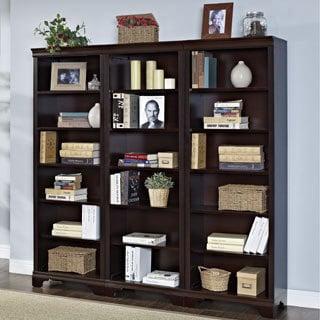 Mulberry 6-shelf Bookcase (Set of 3)