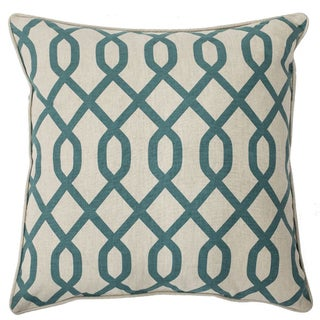 Kosas Home Alexis 22-inch Feather and Down Filled Throw Pillow