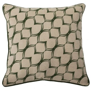 Kosas Home Infinity 22- inch Feather Filled Throw Pillow