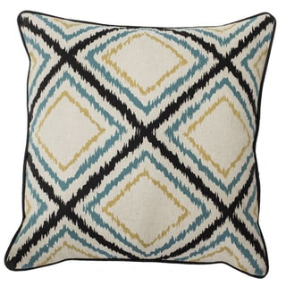 Kosas Home Dirna 22-inch Feather Filled Throw Pillow