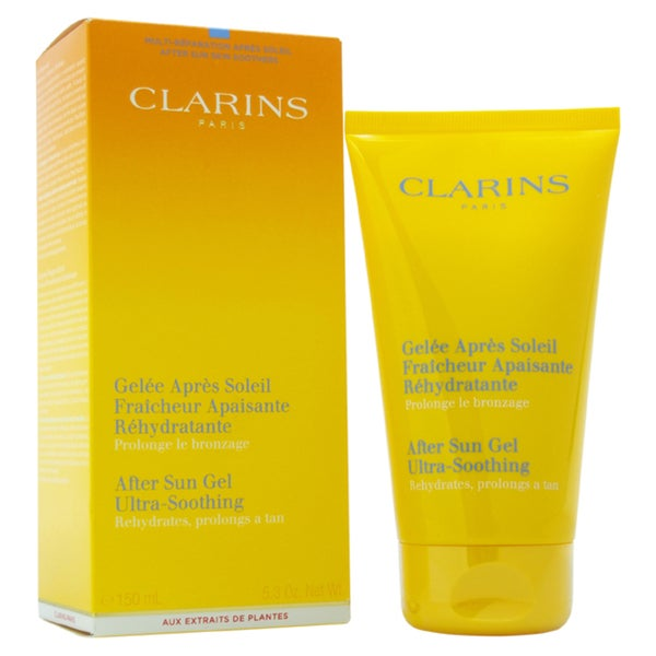 Clarins After Sun 5-ounce Ultra Soothing Gel