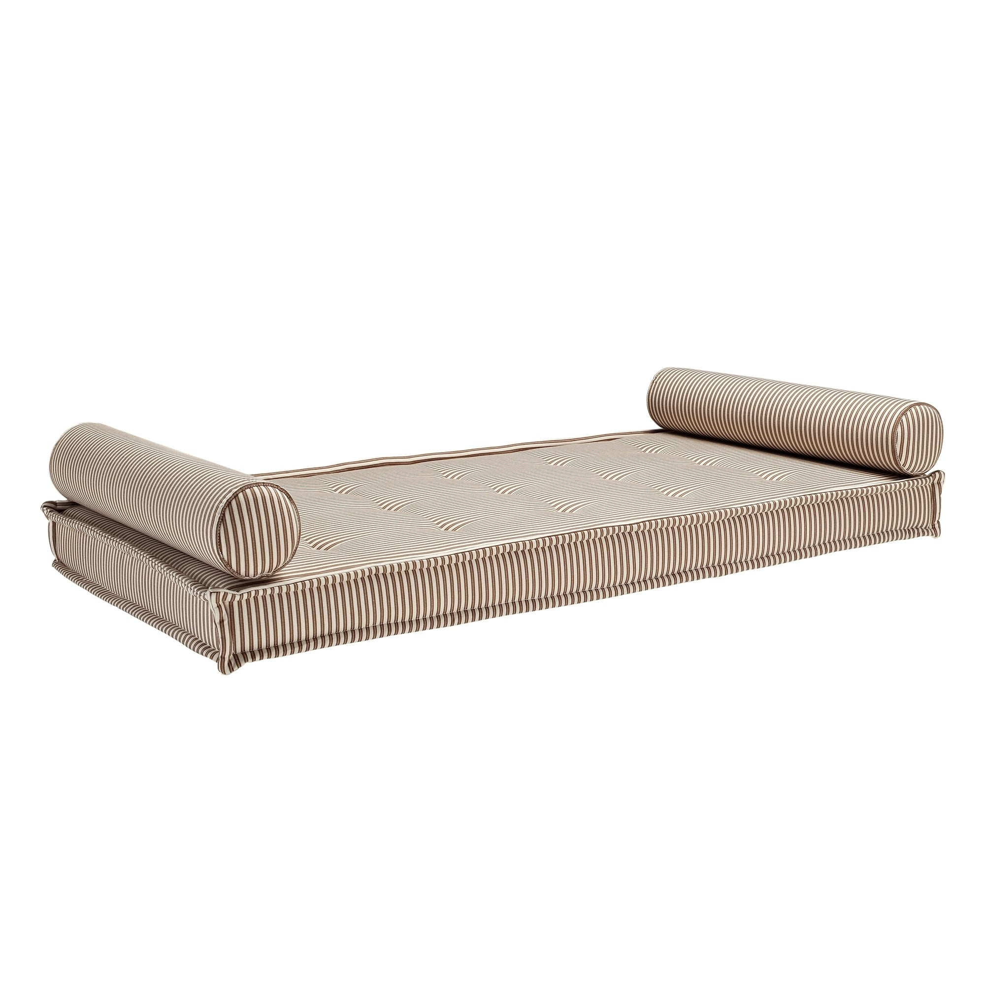 DHP Memory Foam 5 inch Daybed Mattress with Bolster