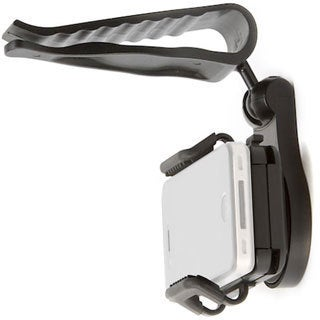 Visor Cell Phone Mount by CommuteMate