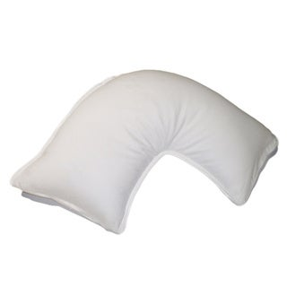 Pillow Bar Jetsetter Mini White Down Neck Pillow