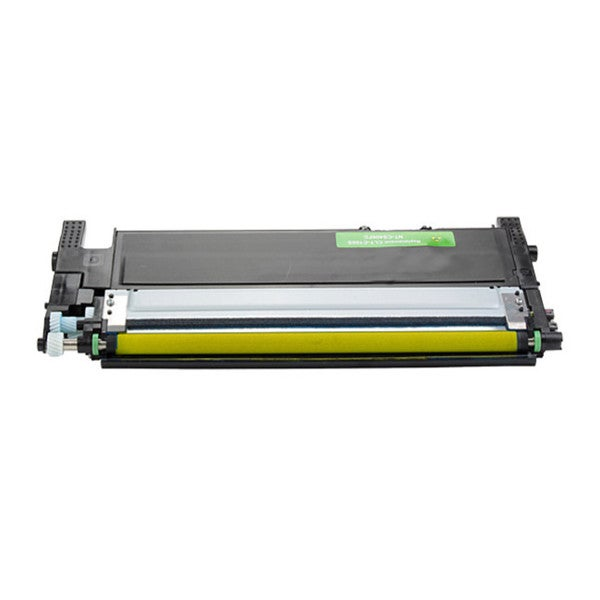 Samsung-compatible CLP-360/365W Yellow Laser Toner Cartridge
