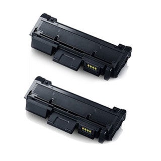 Samsung Compatible MLT-D204E Black Toner Cartridge (2 Pack)