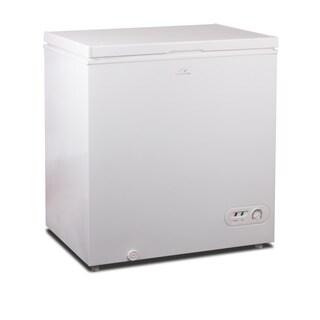 W Appliance CCF52W 5.2-Cubic Foot Chest Freezer