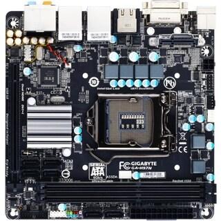 Gigabyte Ultra Durable GA-H97N Desktop Motherboard - Intel H97 Expres
