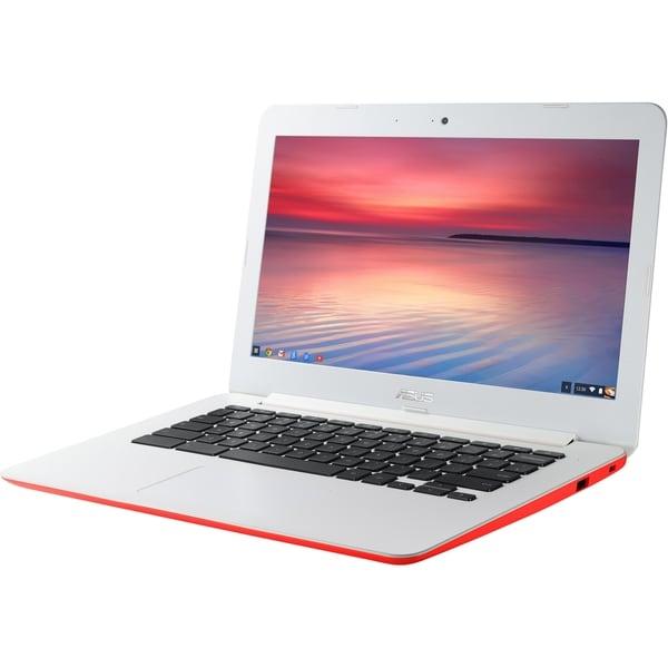 "Asus Chromebook C300MA-DH01-RD 13.3"" LED Chromebook - Intel Celeron N"