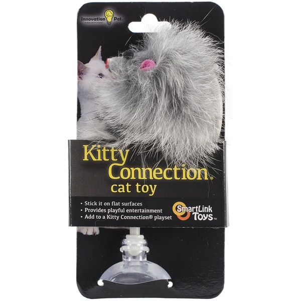 Kitty Connection Large Toy -Single Fur Mouse 14079685