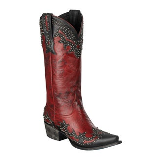 Lane Boots Women's Stephanie Cowboy Boots