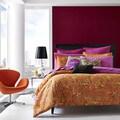 Betsey Johnson Va Va Voom Cotton 3-piece Comforter Set with Sham Separates