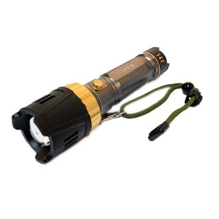 Defender Cree T6 7.5-Inch Multifunction Dimming Flashlight