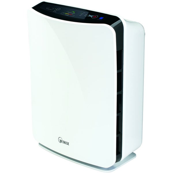 Winix Freshome P150 Air Cleaner, Black/White