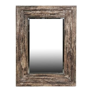 Reclaimedium Mirror - Distressed Brown