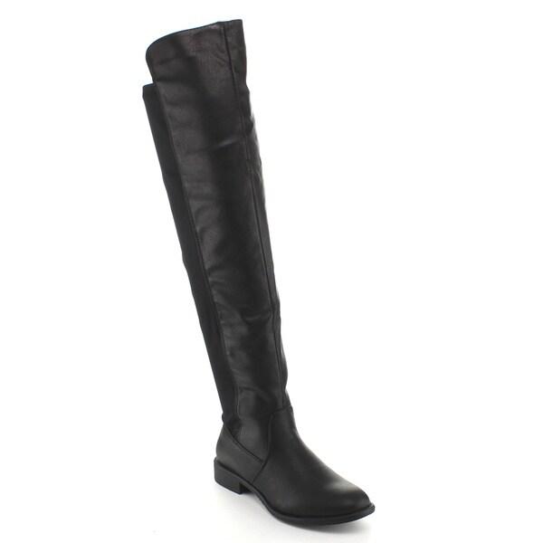 Top Moda Women's 'Polly-8' Knee-high Riding Boots
