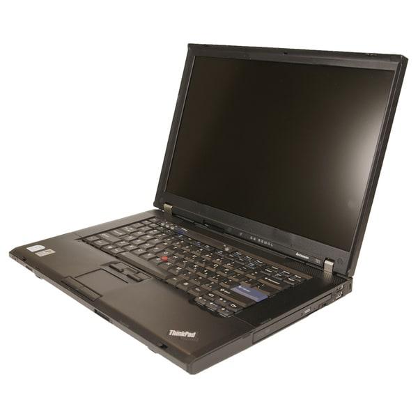 Lenovo ThinkPad T61 Intel Core2Duo 2.0GHz 2GB 80GB 15.4 Wi-Fi DVDRW Windows7Home Premium (Refurbished)