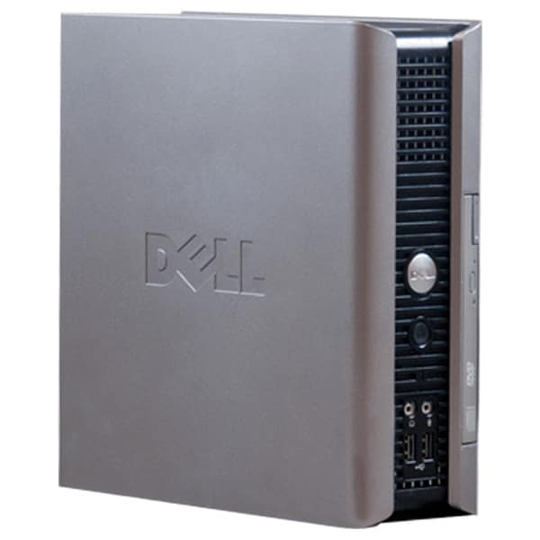 Dell OptiPlex 755 Intel Core2Duo 2.33GHz 2GB 80GB DVD-CDRW COMBO Windows7Home Premium (32-bit)USFF