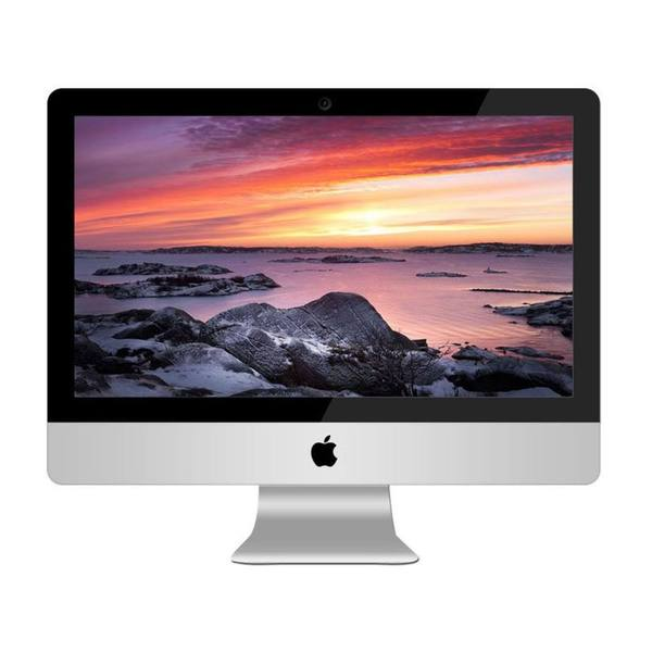 Apple iMacMC509LL/A 21.5-inch Core i5 8GB-RAM 1TB-HD All-in-one Desktop Computer