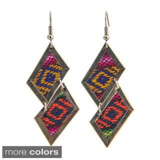 Ashcroft Aguayo Earrings (Bolivia)