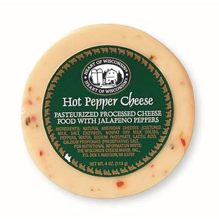 Heart of Wisconsin Cheese Round (Case of 36)