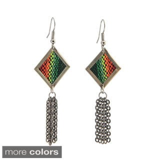 Dali Aguayo Earrings (Bolivia)