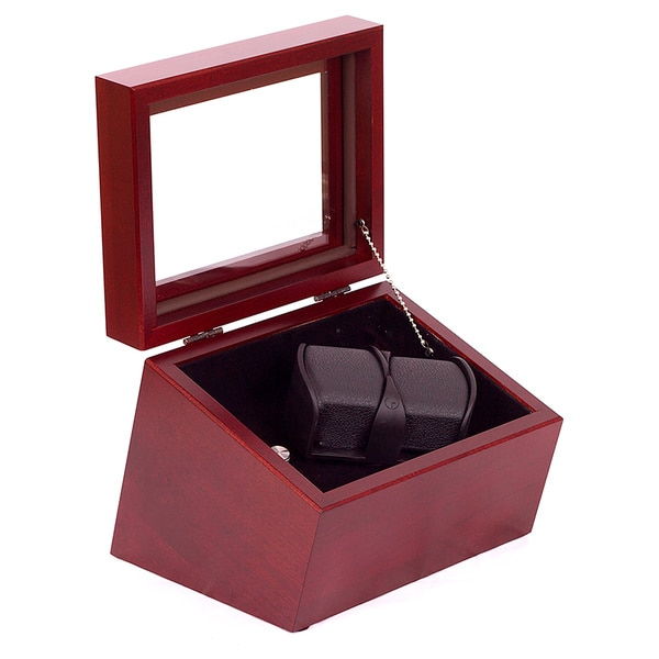 The Admiral Double Watch Winder