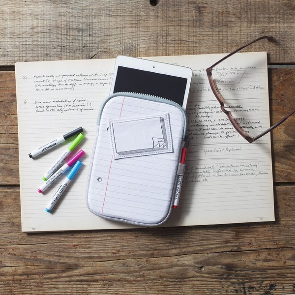 Doodle Notecase for iPad