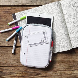 Doodle Notecase for Ipad Mini
