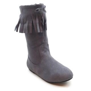 Blue Children's 546 Mid Calf Boots