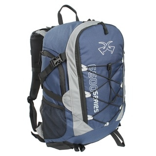 Sandpiper Blue and Grey Boxer Backpack