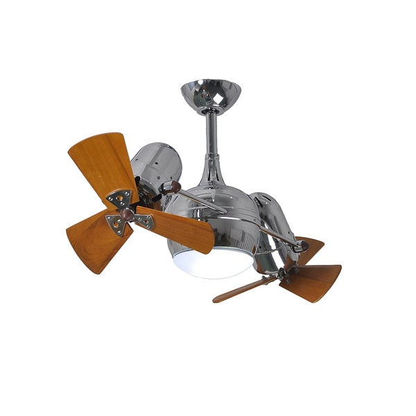 Matthews Fan Company Dagny 2-light Ceiling Fan