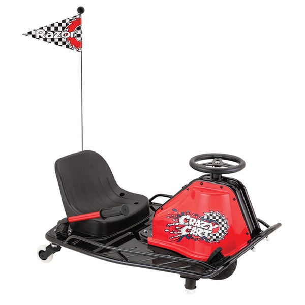 Razor Crazy Cart 2014 Go-Kart