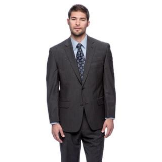 Michael Kors Grey Wool Suit