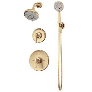 Symmons 5205 Brushed Bronze Ballina Series Shower/Hand Shower System