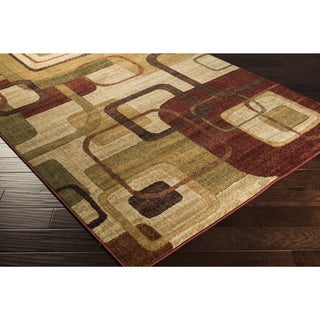 Eliza Abstract Polypropylene Area Rug (1'10 x 2'11)