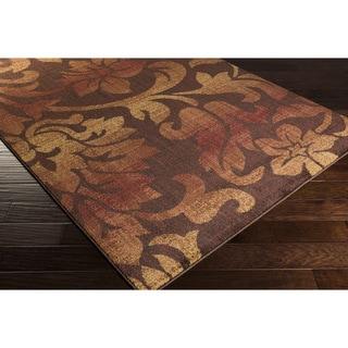 Lisa Floral Polypropylene Area Rug (1'10 x 2'11)
