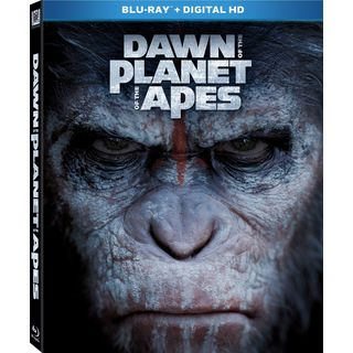 Dawn Of The Planet Of The Apes (Blu-ray Disc)