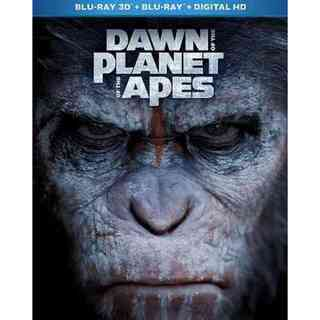 Dawn Of The Planet Of The Apes 3D (Blu-ray Disc) 14091162