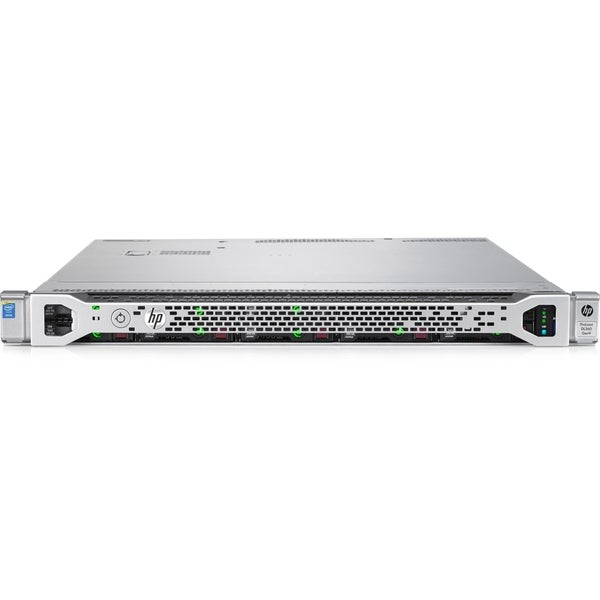HP ProLiant DL360 G9 1U Rack Server - 1 x Intel Xeon E5-2603 v3 Hexa-