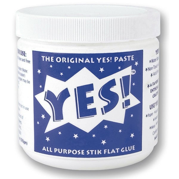 Yes! All Purpose Stik Flat Glue-1pt