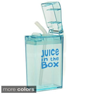 Juice In The Box Reusable 8-ounce Juice Box