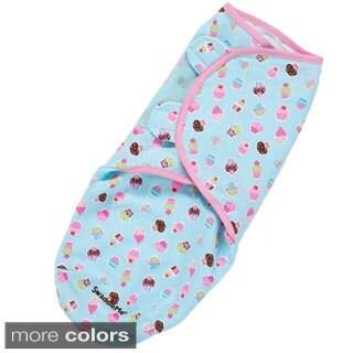 Summer Infant SwaddleMe Cotton Wrap