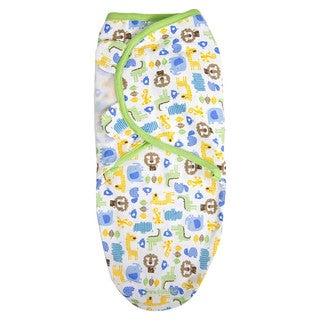 Summer Infant Zoo SwaddleMe Blanket