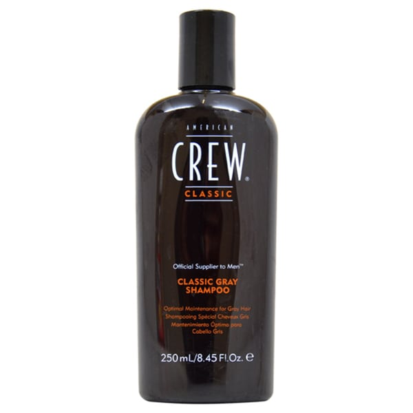 American Crew Classic Gray 8.45-ounce Shampoo