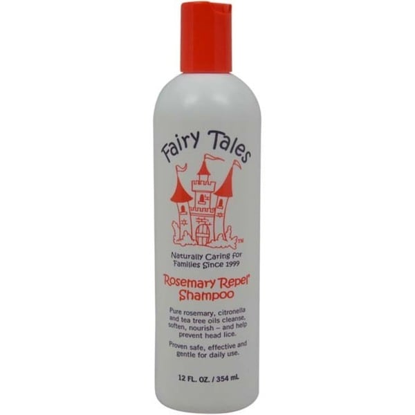 Fairy Tales Rosemary Repel 12-ounce Shampoo